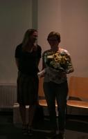 Conny van Schie, 25 jaar lid AV De Spartaan