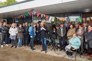 Laurens  AV De Spartaan opening