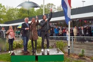 Martin Hersman  AV De Spartaan opening