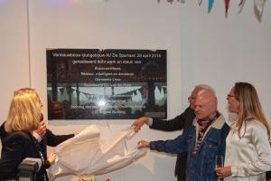 Sponsors  AV De Spartaan opening
