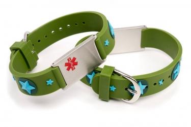 medische SOS kinder armband