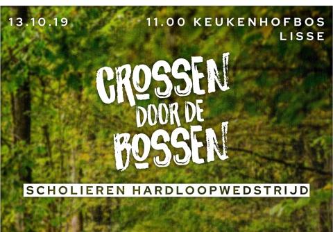 Klik hier voor meer info over Crossen door de bossen