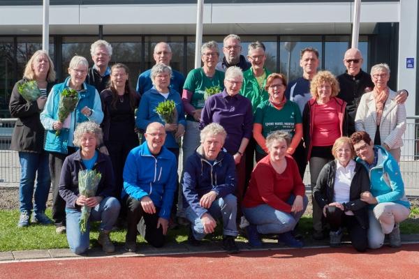 Sportief wandelen en Nordic Walking